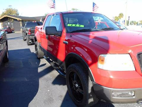 2005 Ford F-150 for sale at Celebrity Auto Sales in Port Saint Lucie FL