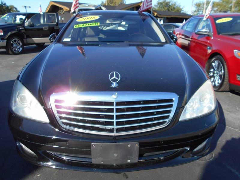 2008 mercedes benz s class s550 4dr sedan in port saint for Mercedes benz of port st lucie