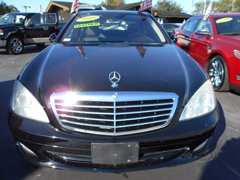 2008 Mercedes-Benz S-Class for sale at Celebrity Auto Sales in Fort Pierce FL