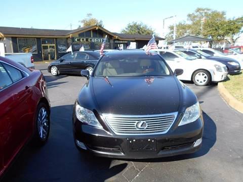 2008 Lexus LS 460 for sale at Celebrity Auto Sales in Port Saint Lucie FL