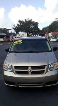 2009 Dodge Grand Caravan for sale at Celebrity Auto Sales in Fort Pierce FL