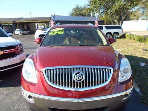 2010 Buick Enclave for sale at Celebrity Auto Sales in Port Saint Lucie FL