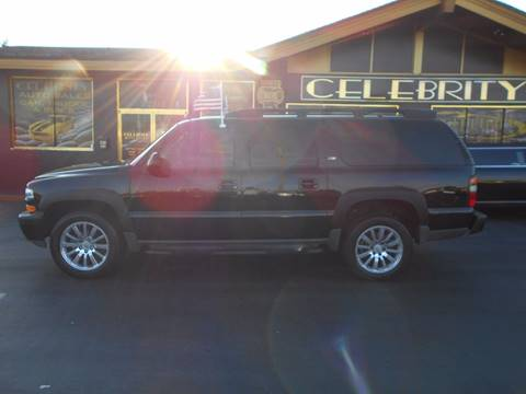 2006 Chevrolet Suburban for sale at Celebrity Auto Sales in Port Saint Lucie FL