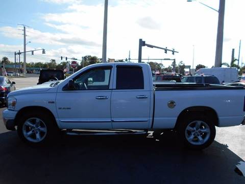 2008 Dodge Ram Pickup 1500 for sale at Celebrity Auto Sales in Port Saint Lucie FL