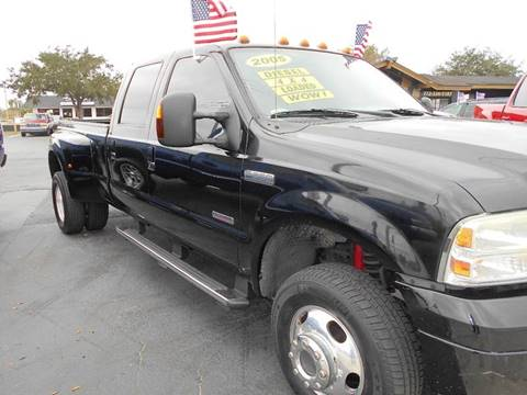 2005 Ford F-350 Super Duty for sale at Celebrity Auto Sales in Port Saint Lucie FL