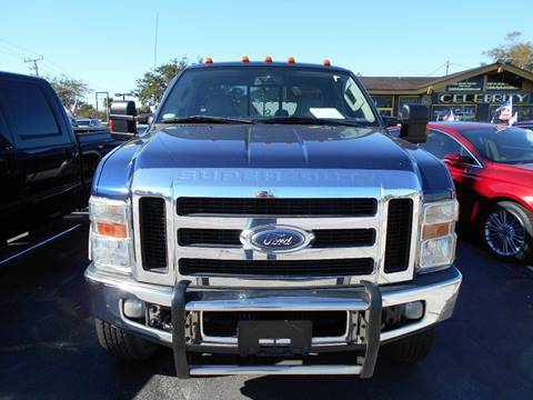 2008 Ford F-250 Super Duty for sale at Celebrity Auto Sales in Port Saint Lucie FL