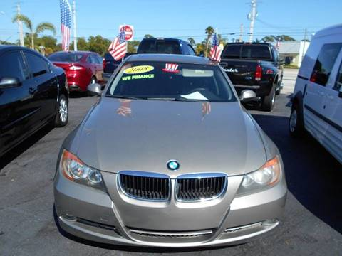 2008 BMW 3 Series for sale at Celebrity Auto Sales in Fort Pierce FL