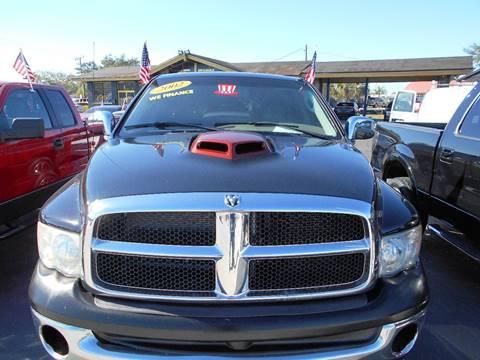 2002 Dodge Ram Pickup 1500 for sale at Celebrity Auto Sales in Port Saint Lucie FL