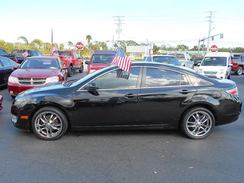 2009 Mazda MAZDA6 for sale at Celebrity Auto Sales in Port Saint Lucie FL