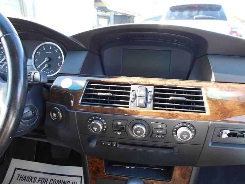 2007 Bmw 5 Series 525i 4dr Sedan In Port Saint Lucie FL