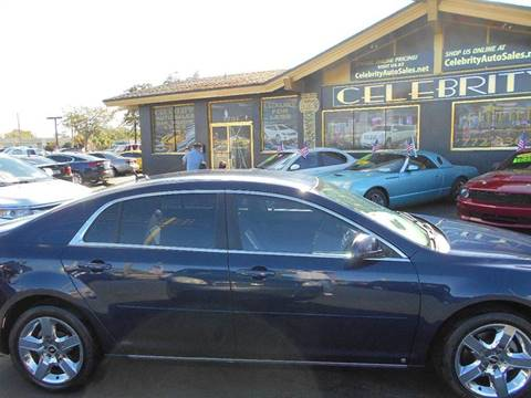 2009 Chevrolet Malibu for sale at Celebrity Auto Sales in Port Saint Lucie FL