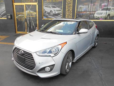 2013 Hyundai Veloster Turbo for sale at Celebrity Auto Sales in Port Saint Lucie FL