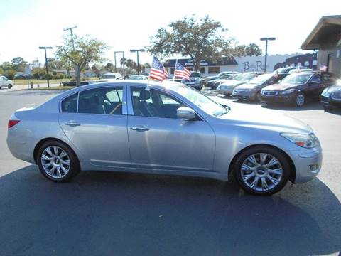 2010 Hyundai Genesis for sale at Celebrity Auto Sales in Port Saint Lucie FL