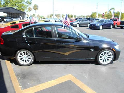 2011 BMW 3 Series for sale at Celebrity Auto Sales in Port Saint Lucie FL