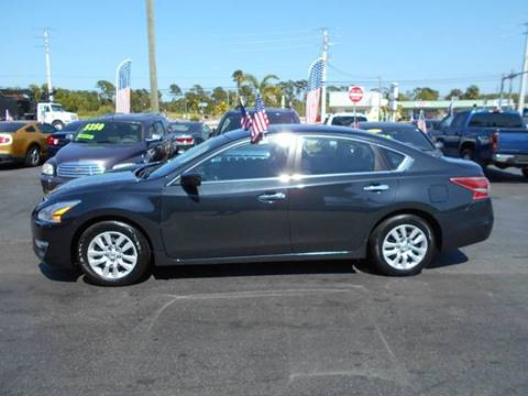 2013 Nissan Altima for sale at Celebrity Auto Sales in Port Saint Lucie FL