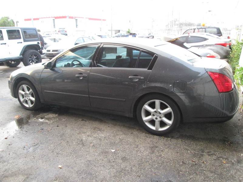 2005 Nissan Maxima for sale at Quality  Engines Auto Sales in Doral FL