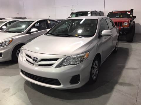 2013 Toyota Corolla for sale at Quality  Engines Auto Sales in Doral FL