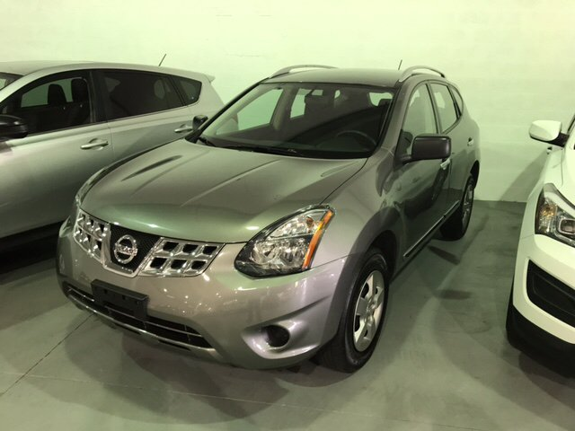 2015 Nissan Rogue Select for sale at Quality  Engines Auto Sales in Doral FL