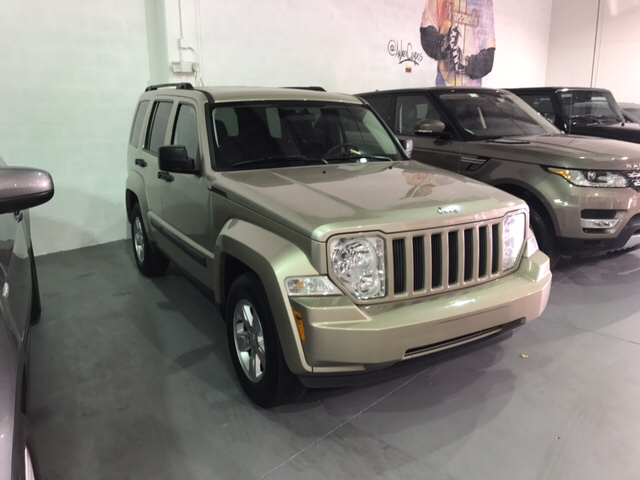 2010 Jeep Liberty for sale at Quality  Engines Auto Sales in Doral FL