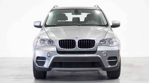 2012 BMW X5 for sale at Quality  Engines in Doral FL