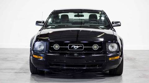 2008 Ford Mustang for sale at Quality  Engines Auto Sales in Doral FL