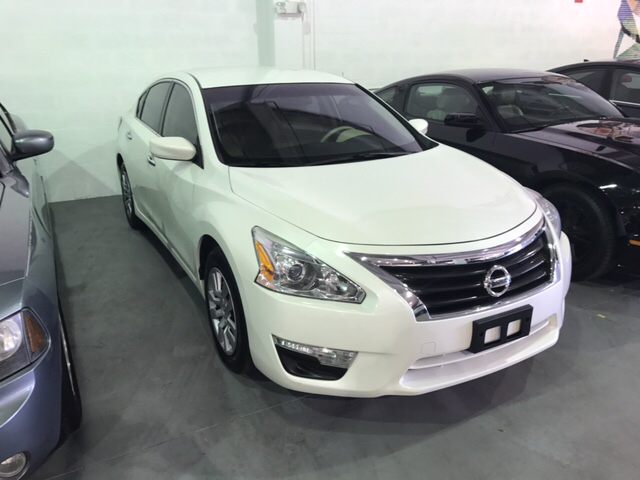 2015 Nissan Altima for sale at Quality  Engines in Doral FL