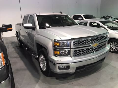 2015 Chevrolet Silverado 1500 for sale at Quality  Engines Auto Sales in Doral FL