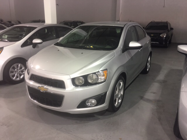 2016 Chevrolet Sonic for sale at Quality  Engines in Doral FL