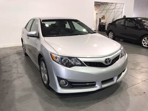 2014 Toyota Camry for sale at Quality  Engines in Doral FL