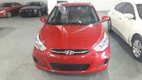 2016 Hyundai Accent for sale at Quality  Engines in Doral FL