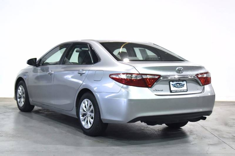 2016 Toyota Camry for sale at Quality  Engines Auto Sales in Doral FL