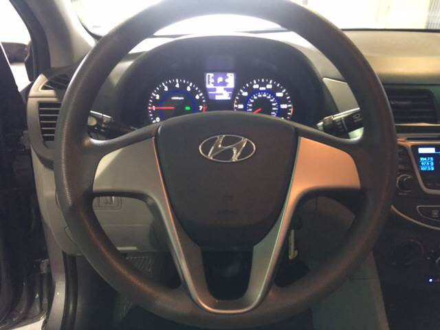 2016 Hyundai Accent for sale at Quality  Engines Auto Sales in Doral FL