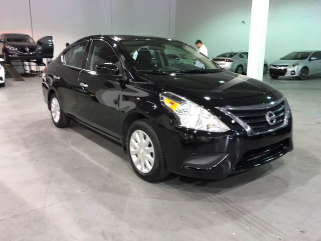 2016 Nissan Versa for sale at Quality  Engines Auto Sales in Doral FL