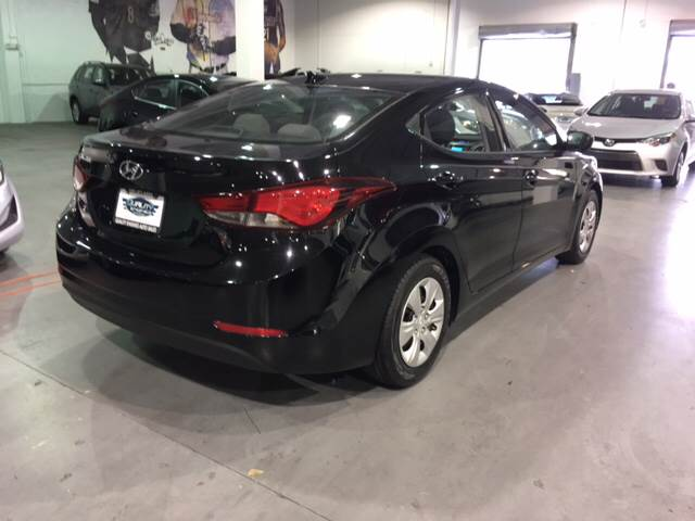 2016 Hyundai Elantra for sale at Quality  Engines Auto Sales in Doral FL
