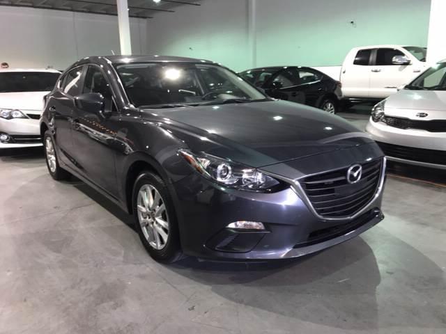 2016 Mazda MAZDA3 for sale at Quality  Engines Auto Sales in Doral FL