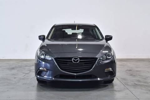 2016 Mazda MAZDA3 for sale at Quality  Engines Auto Sales in Doral FL