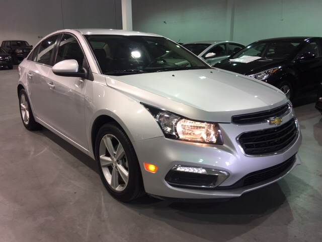2016 Chevrolet Cruze Limited for sale at Quality  Engines Auto Sales in Doral FL