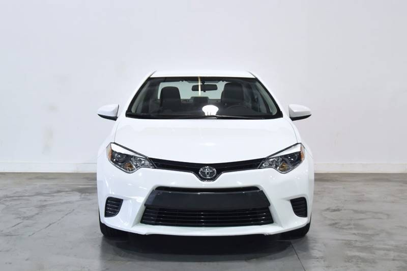 2016 Toyota Corolla for sale at Quality  Engines Auto Sales in Doral FL
