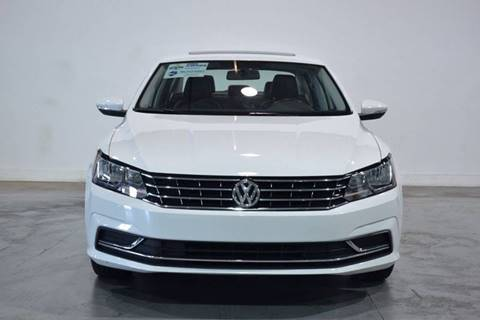 2016 Volkswagen Passat for sale at Quality  Engines Auto Sales in Doral FL