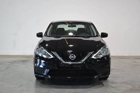 2016 Nissan Sentra for sale at Quality  Engines Auto Sales in Doral FL
