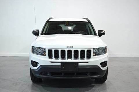 2016 Jeep Compass for sale at Quality  Engines Auto Sales in Doral FL
