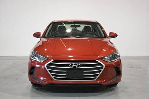 2017 Hyundai Elantra for sale at Quality  Engines Auto Sales in Doral FL