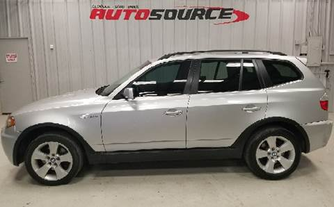 2006 BMW X3 for sale in Sand Springs, OK