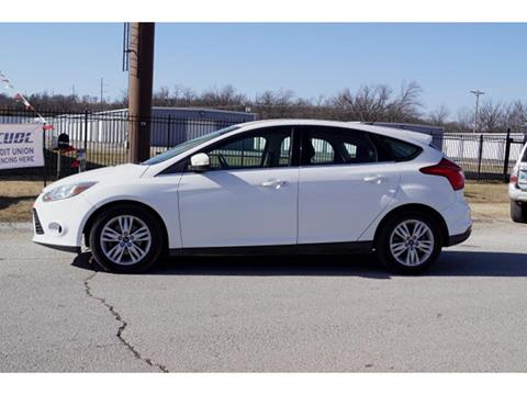 2012 Ford Focus for sale in Sand Springs, OK