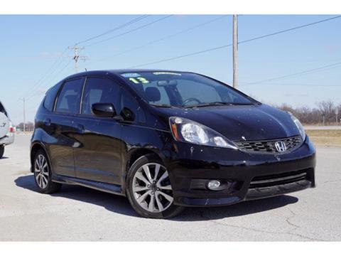 2013 Honda Fit for sale in Sand Springs, OK