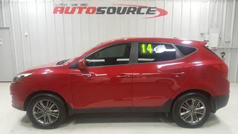 2014 Hyundai Tucson for sale in Sand Springs, OK