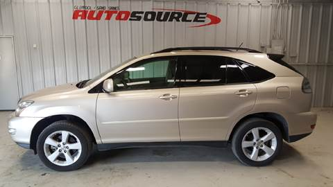 2007 Lexus RX 350 for sale in Sand Springs, OK