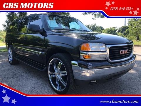 2003 GMC Yukon XL for sale in San Antonio, TX