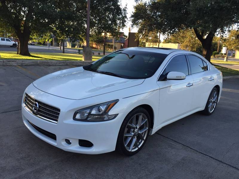 2011 Nissan Maxima 35 Sv 4dr Sedan In San Antonio Tx Cbs Motors