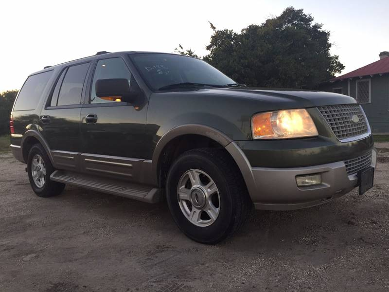 2004 Ford Expedition for sale at CBS MOTORS in San Antonio TX